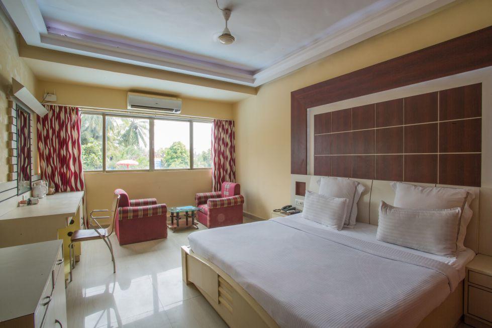 palmarinha goa resort